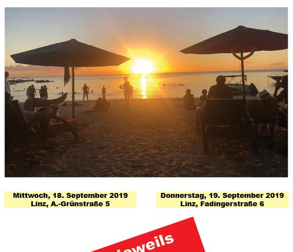 PV-Sommerfest 2019 in Linz